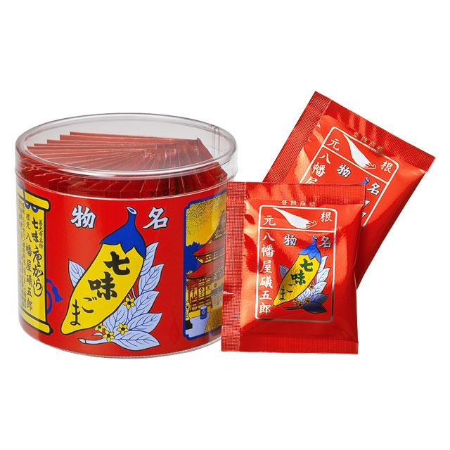 八幡 屋 礒 五郎 七味 Kongen Sweets 商品のご案内