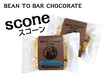 BEAN TO BAR scone