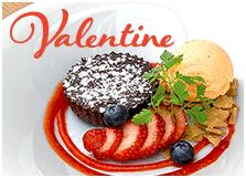 【横町カフェ】バレンタイン